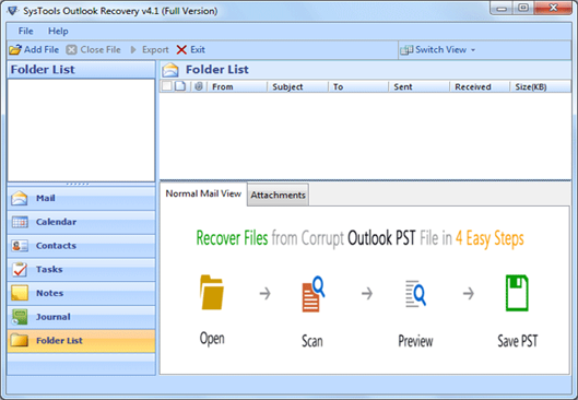 Outlook Extract Tool 4.1